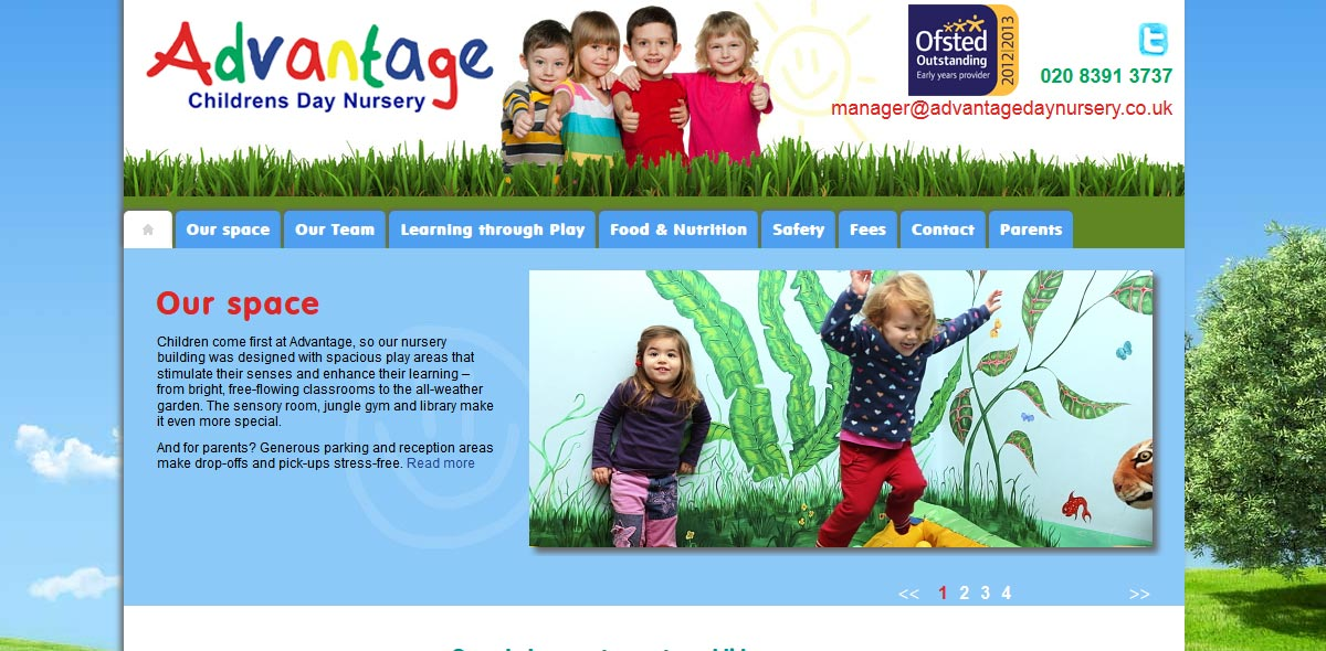 Advantage Day Nursery